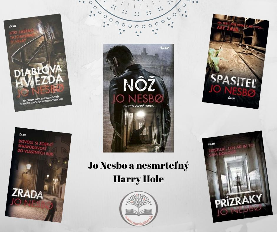 Jo Nesbo - Harry Hole