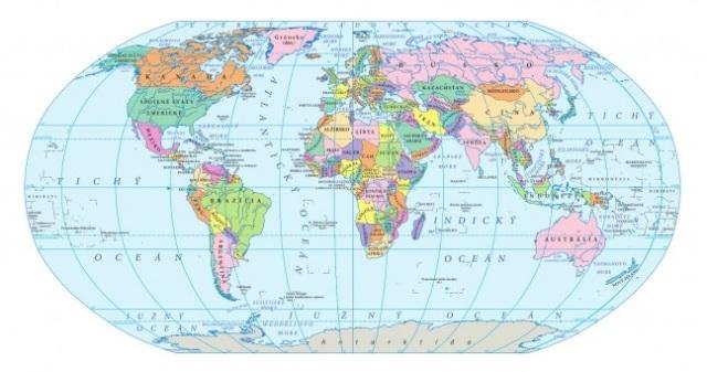 atlas sveta mapa Školský atlas sveta atlas sveta mapa