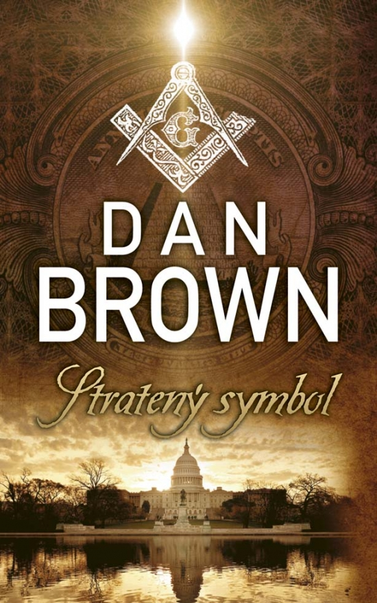 Dan Brown - Stratený symbol_product_product