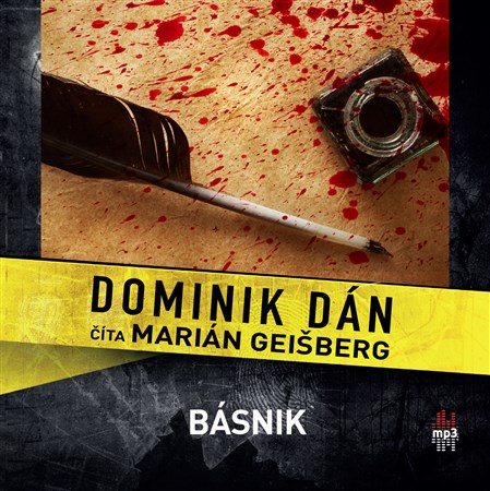 Dominik Dán - Básnik - audiokniha na CD