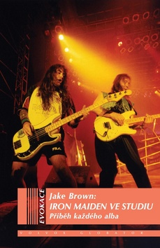 Jake Brown - Iron Maiden ve studiu