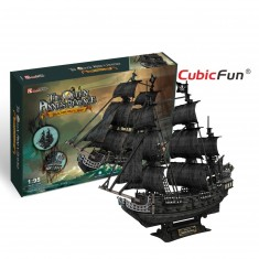 Pirátska loď - The Queen Anne's Revenge XXL - 3D puzzle_product