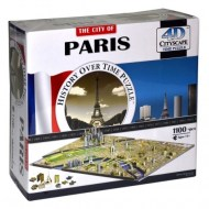 4D puzzle Cityspace Paris