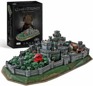 Game of Thrones 3D puzzle Winterfell 430 dielikov