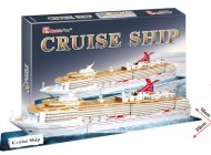 Cruise ship - 3D puzzle