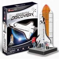 Raketoplán Discovery - 3D Puzzle