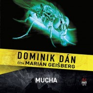Dominik Dán - Mucha - audiokniha na CD