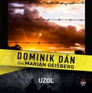 Dominik Dán - Uzol - audiokniha na CD