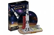 Saturn V - 3D puzzle