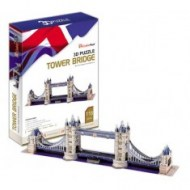 Tower Bridge - 3D Puzzle