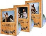 Karl May - Vinnetou I,II,III + 3 DVD