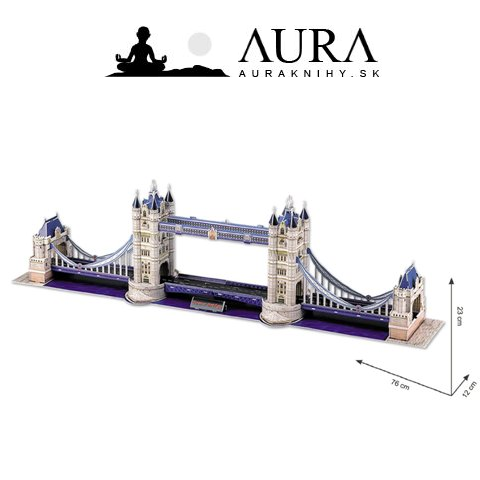 Tower Bridge 3D puzzle